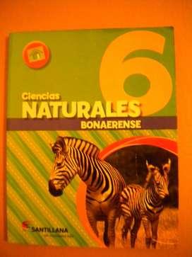 Ciencias Naturales Bonaerense 6