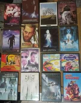 DVD'S películas varias
