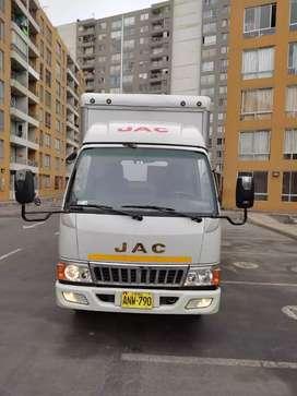 Camioncito jac