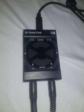 Vendo placa Tracktor Audio 2