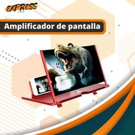 Amplificador de pantalla para celular