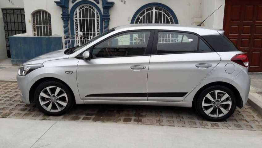 Mecánico, modelo 2018, impecable, full equipo, uso particular 0