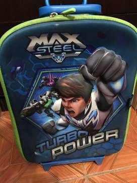 Maleta 3D max steel