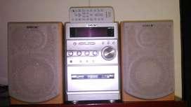 Equipo Sony radio am y fm case el cd no funciona Armenia