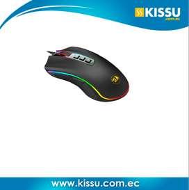Mouse Gamer REDRAGON COBRA  9 botones con soporte de hasta 50 millones de clic