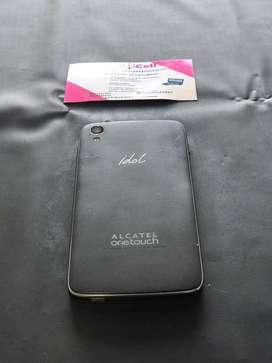 Alcatel one touch 6039 libre