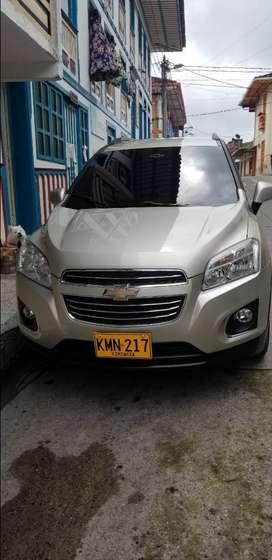 Chevrolet tracker 2017.