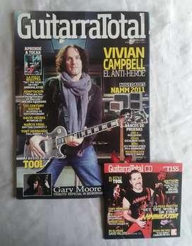 Guitarra total partituras annihilator cd nuevo original oferta