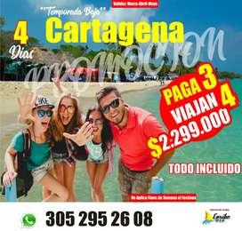 Vacaciones 3x4 Cartagena