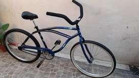 Bici playera 26 muy linda