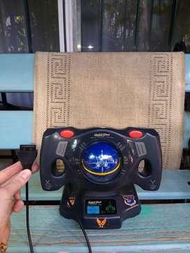 QuickShot QS-151 PC Flight Simulator Joystick
