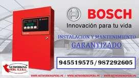 Sistema Contra Incendio Instalación y Mantenimiento.
