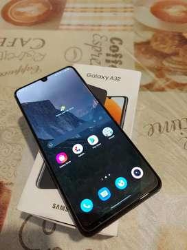 Vendo Samsung a32 libre,de 128