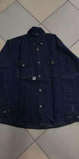 Vendo camisa en jeans dotacion