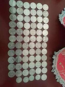 Vendo colección de monedas
