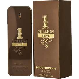 One Million Prive Hombre 3,4oz 100.ml Sellada Original