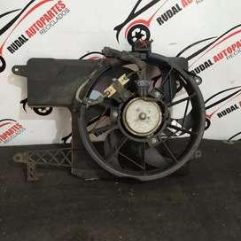 Electro Ventilador Volkswagen Gol 2612.5 Oblea:02821503