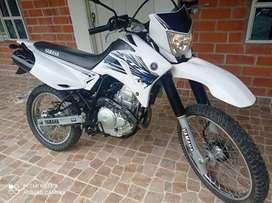 Se vende Yamaha xtz 250 modelo 2018.  13200 km