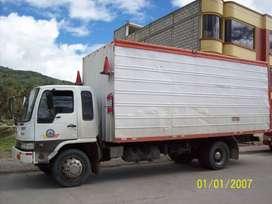 vendo camion hino gd