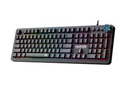 TECLADO MK852 MAX CORE RGB MECANICO GAMING FANTECH