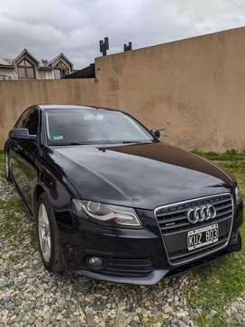 AUDI A4 ATRACTION 2.0 TSFI MANUAL 6TA TRACCION QUATTRO 2012