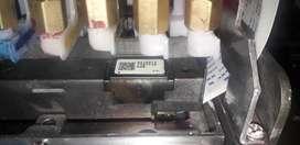Fabricacion y mantenimiento de plotters cosolventes y de sublimacion