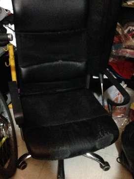 silla para estudio usada estado 8/10 cambiar tapiceria