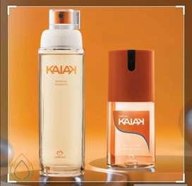 KAIAK CLÁSICA PERFUME + KAIAK SPRAY CORPORAL - NATURA