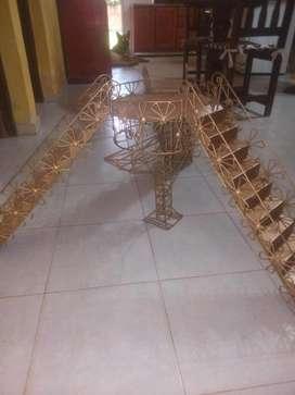 Estructura Metálica Porta Tortas