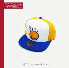 Gorras Michel and Ness