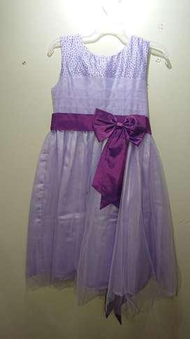 Vestido Fiesta Niña Meylin T8