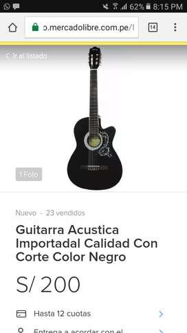 Vendo guitarra nueva faaaast
