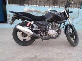 Moto titanium 150