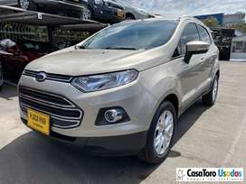 Ford Ecosport Titanium At 200cc 2013