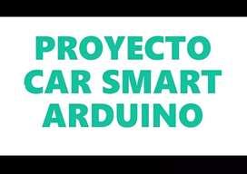 Arduino uno  CAR SMART  PROYECTO ROBÓTICA CONTROLADO POR BLUETOOTH ANDROID