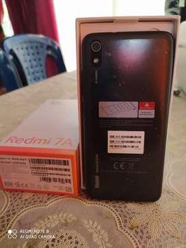 Celular Redmi 7A. Completamente nuevo muy económico.