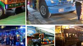 Renta Chivas turisticas rumberas Para tour alumbrados