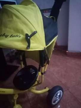 Ae vende paseador para niños