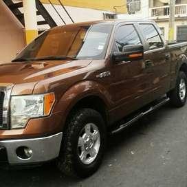 Camioneta Ford 150 flex fuel