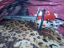 Motosierra motor 381