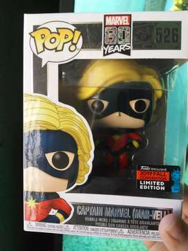Vendo Marvel Funko pop