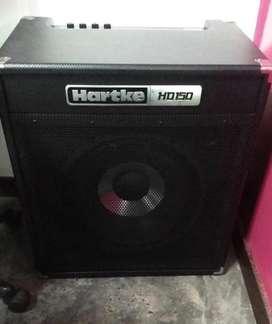 Amplificador para bajo Hartke HD150