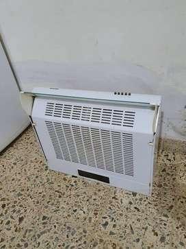 Purificador de aire, spar extractor de cocina marca SIGMA