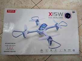 Drone Syma X15w Fpv Con Camara