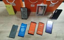 Xiaomi Estuches y micas para Redmi7, Note 7,Note 8,Note 8 PRO, S2, A2 lite, A2, A3, MI 9T, MI 8L, MI 9