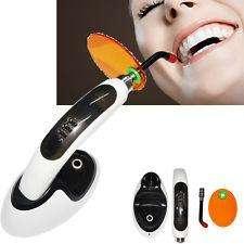 unidad dental LAMPARA LED dos funciones FOTOCURADO Y BLANQUEAMIENTO mas KIT COMPLETO MICROMOTOR NSK
