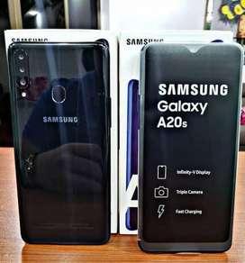 Samsung A20S por mayor y por menor