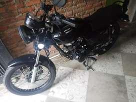 Moto nkd modelo 2020