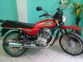 Moto Marca Honda CGL 125