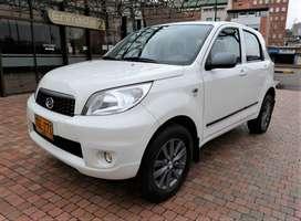 Daihatsu Terios 2012, 4x4, mecánico, excelente, recibo vehículo menor valor